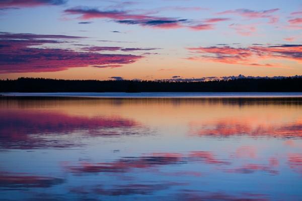 Travel [NK]: Finland Landscape