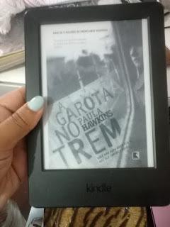 Resenha do livro A garota no trem - Paula Hawkins