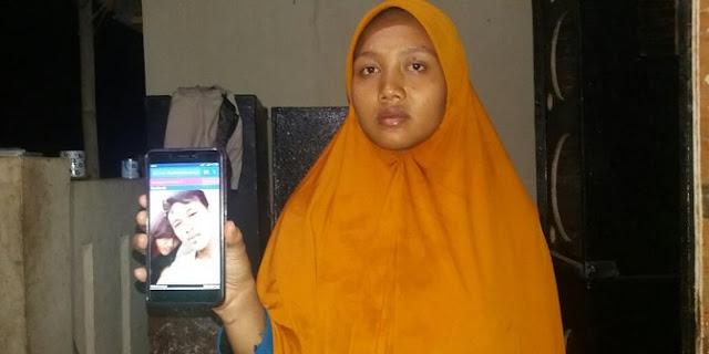Alhamdulillah, Zubaedah, Istri Almarhum Zoya Dapat Santunan Rumah Rp 250 Juta