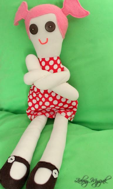 67. Mildred – pierwsza szmacianka dla mojej młodej