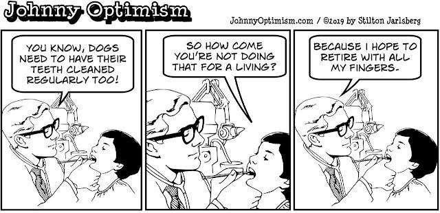 johnny optimism, medical, humor, sick, jokes, boy, wheelchair, doctors, hospital, stilton jarlsberg, dentist, dogs, fingers, toothbrushing