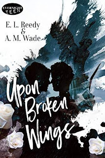 Upon Broken Wings - a YA GLBT love story by E. L. Reedy & A. M. Wade