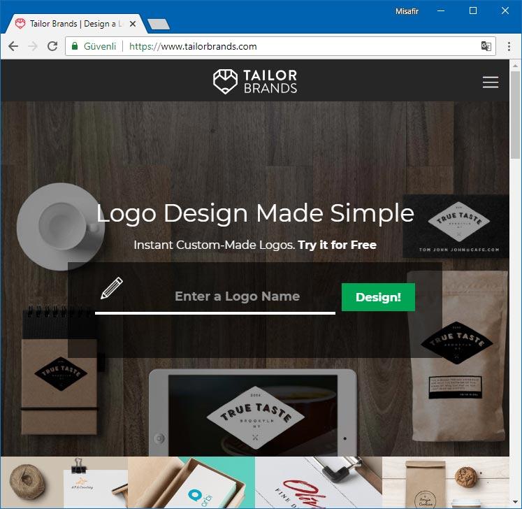 Tailorbrands Logo tasarım-www.ceofix.com