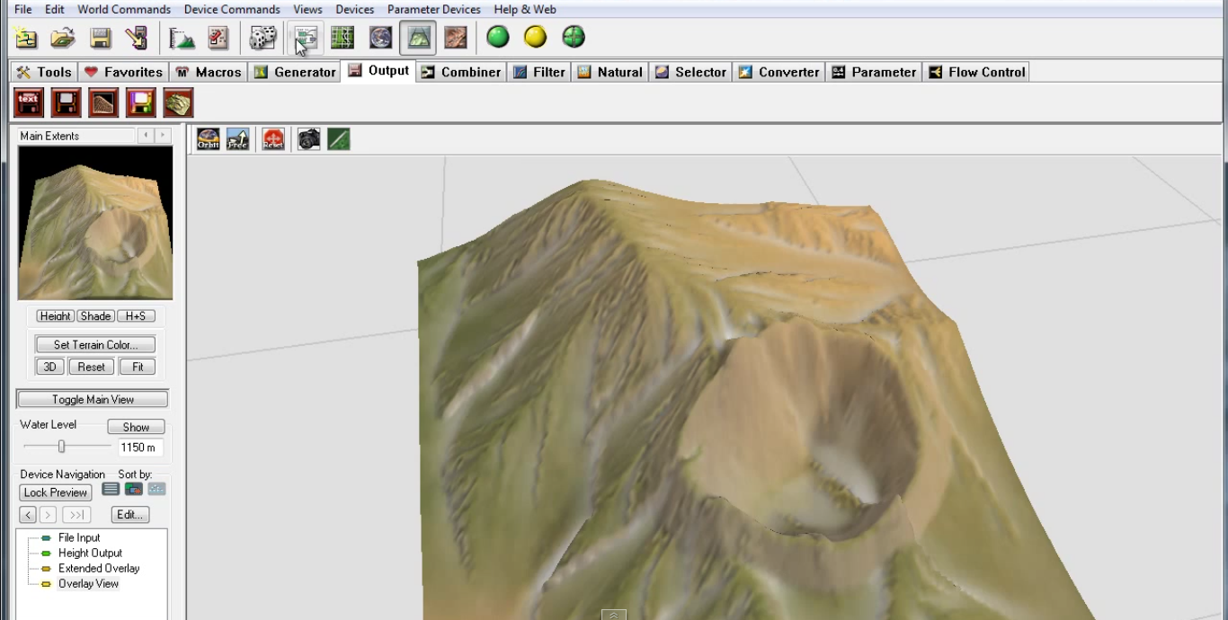 Tutorial: Crie seu terreno com World Machine para CryEngine