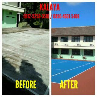 Jasa Renovasi Lapangan Tenis Bali