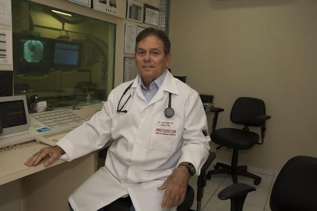 Hospital São Marcos realiza o procedimento, indicado para desobstruir artérias e aumentar o fluxo nos vasos sanguíneos