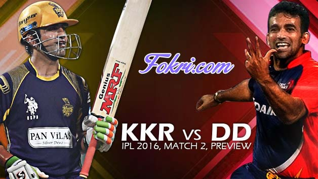 KKR vs DD Preview