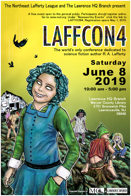 Laffcon4, RALafferty, RA Lafferty