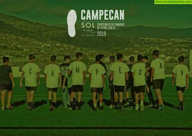 CAMPECAN entra en competición con la presencia de todos los campeones insulares
