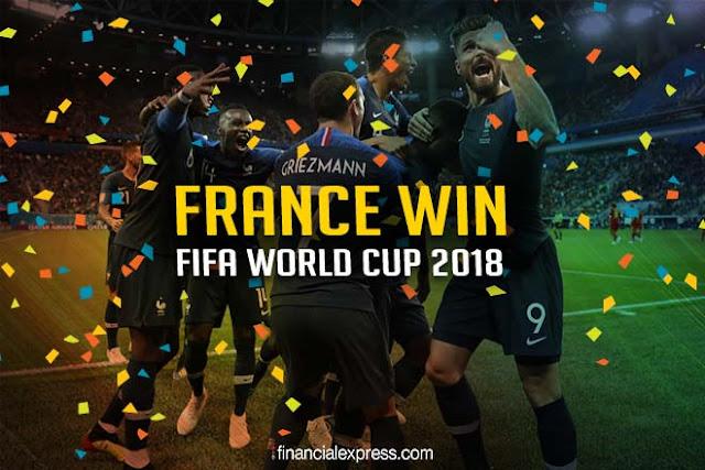 siapa juara piala dunia 2018