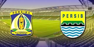Persiba Balikpapan vs Persib Bandung TSC 2016