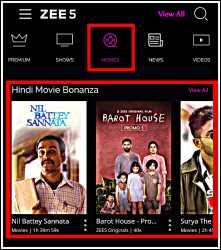 zee 5 best movie download karne wala apps