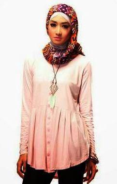 atasan baju wanita muslim