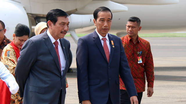 Tak Dilibatkan di Tim Internal Cawapres Jokowi, Ini Reaksi Mengejutkan Luhut Pandjaitan