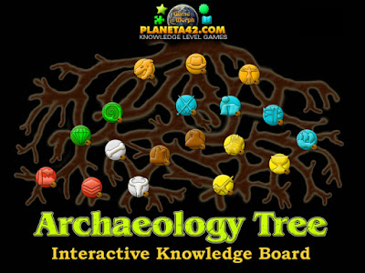 Archaeology Topics Tree Puzzle
