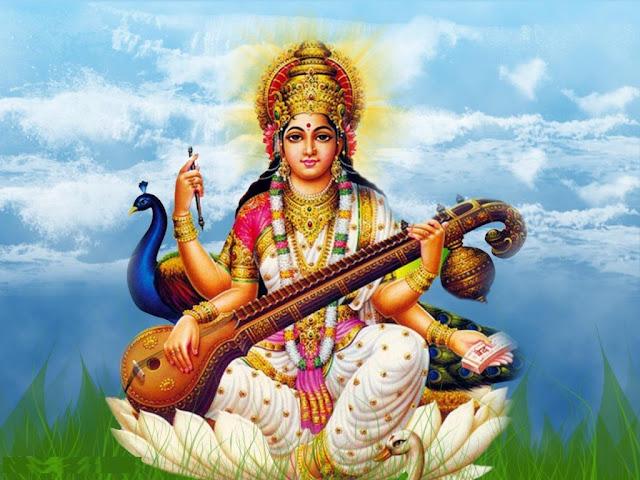 Best Hindi Shayari for saraswati puja