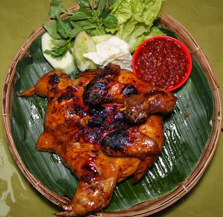 Ayam+Bakar+Kalasan
