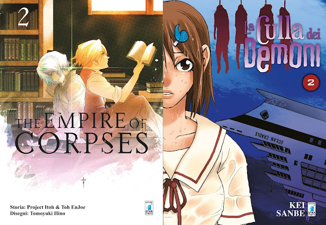 The Empire Of Corpses #2 + La Culla Dei Demoni #2