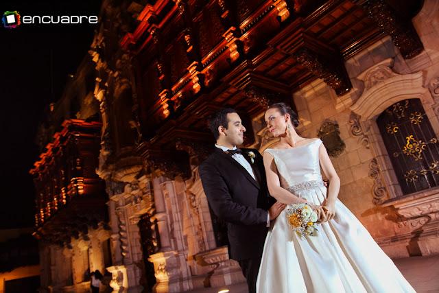 fotos novia centro de lima