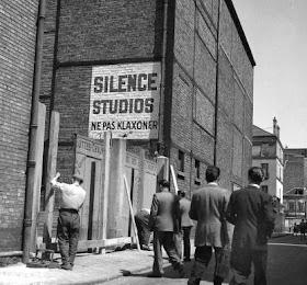Les studios des Buttes Chaumont de l'ORTF