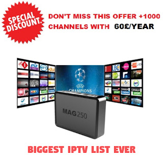 BEST AND CHEAP SERVER IPTV