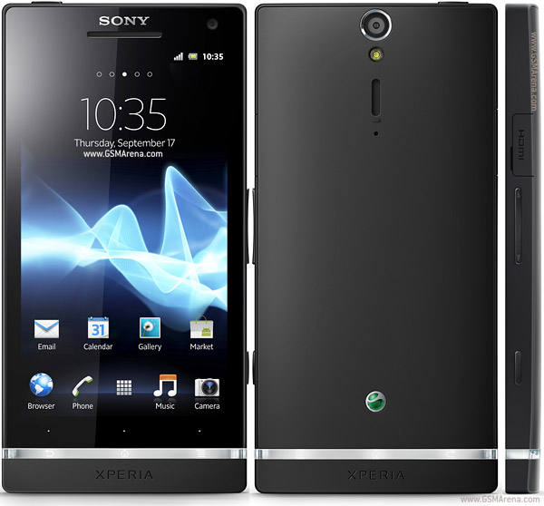 Pantallas 4K del Sony Xperia