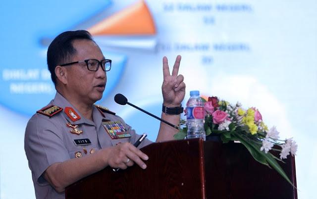 Buntut Video Sang Jenderal, Alumni 212 Desak Tito Dicopot