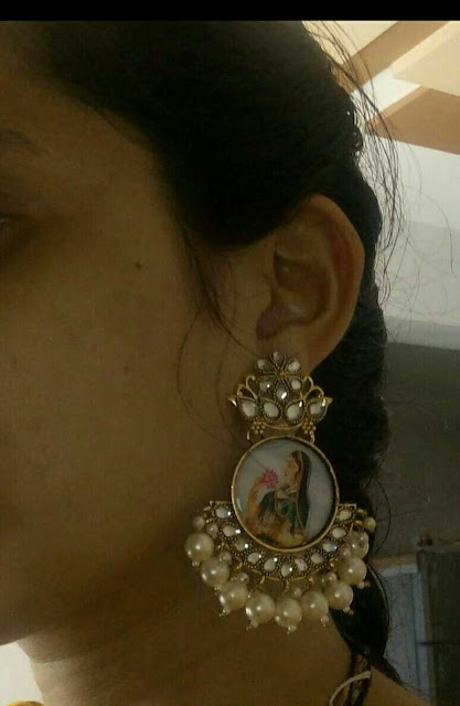 Stylish Lightweighted Earrings