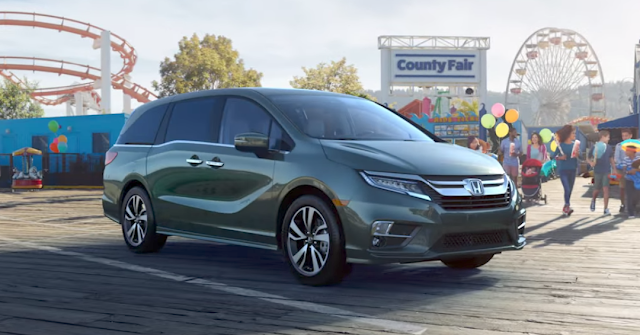 5 Honda Odyssey Features You Won't Want to Travel Without