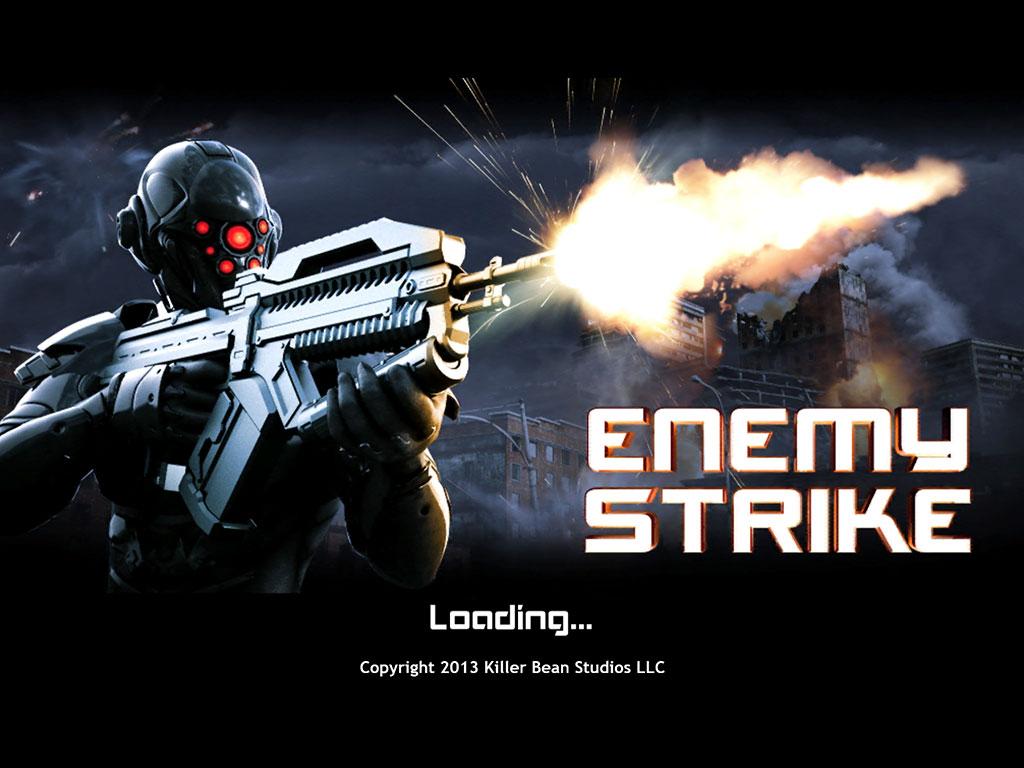 لعبه Enemy Strike v1.6.9   الجزء الثانى مهكره جاهزه (اكشن وتصويب)