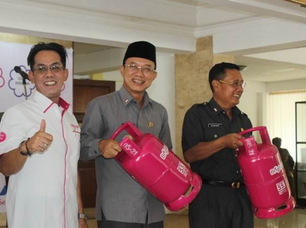 PNS Lingkup Pemkab Ngawi Dilarang Pakai  gas LPG  Bersubsidi 3Kg