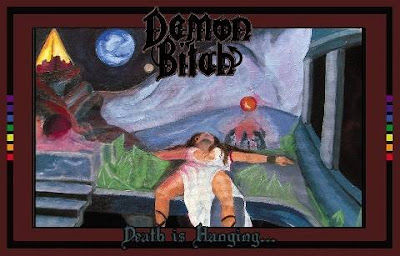 Demon Bitch - Death Is Hanging (full ep)