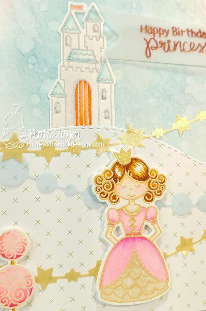 Newton's Nook Designs Once Upon a Princess Set - Naki Rager