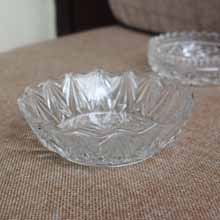 Crystal Glass Bowl