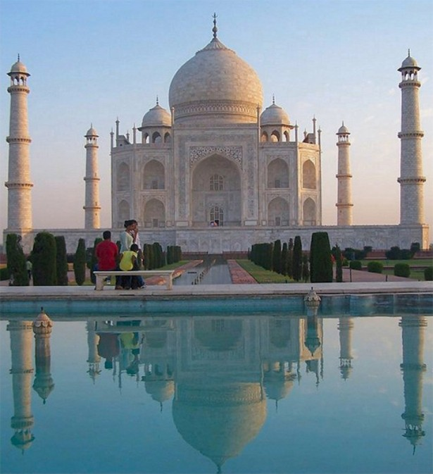 Taj Mahal An Example Of Great Architectural Design