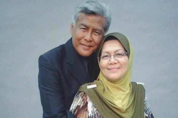 LUAHAN SAYU Jalaludin Hassan Atas Kehilangan Isteri Tercinta Sangat Meruntun Jiwa!