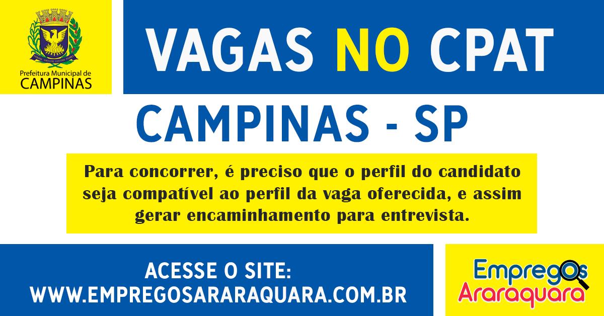 CPAT Campinas