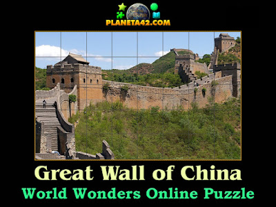 Great Wall of China Puzzle