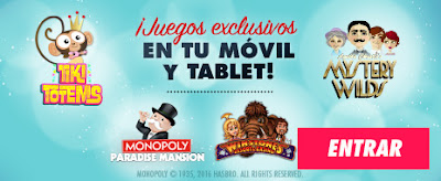 botemania promocion solo en movil o tablet hasta 3 junio