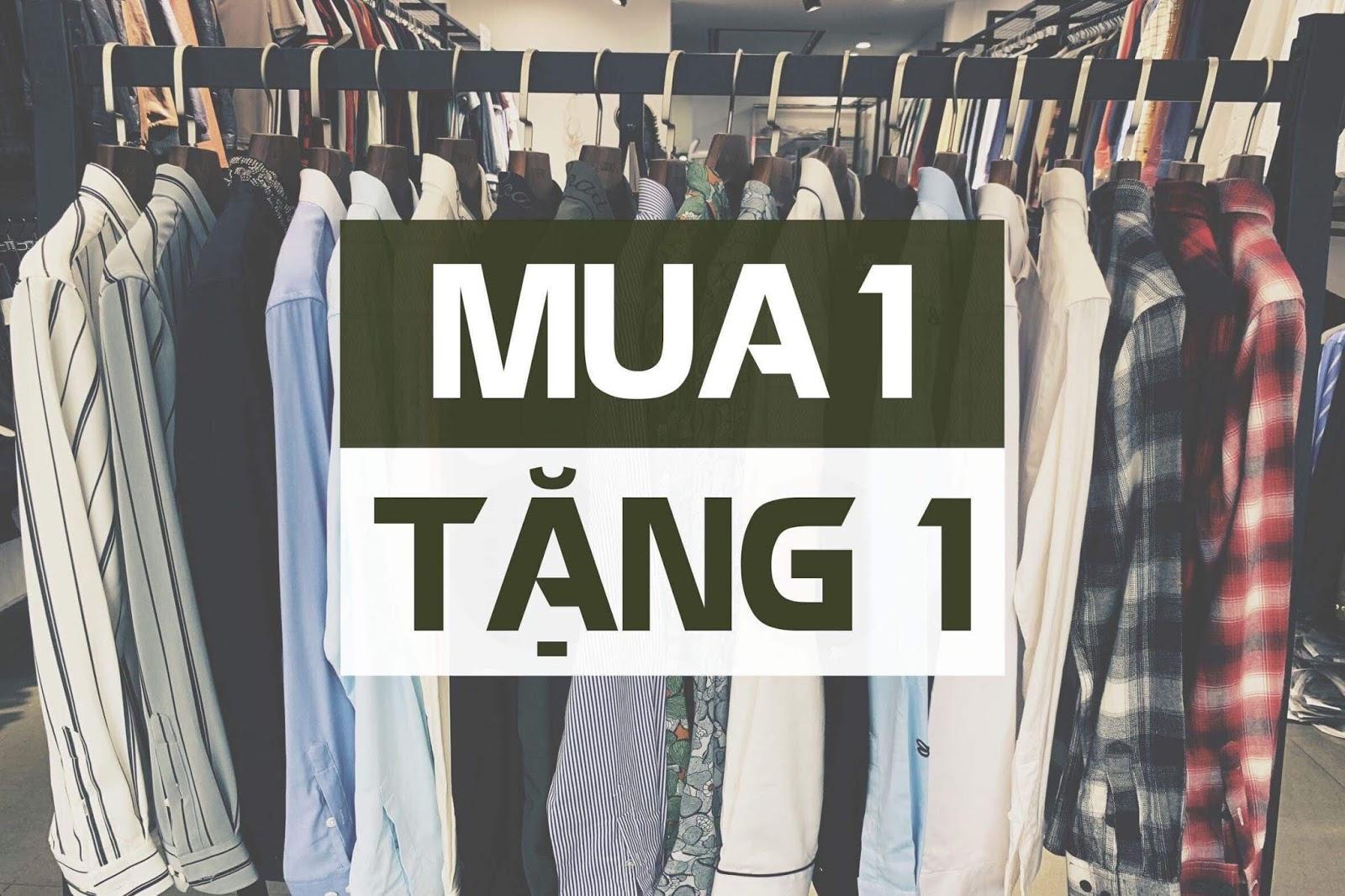 """Săn hàng hiệu """"MUA 1 TẶNG 1"""" giá hời nhất từ trước đến nay tại Gia Lai dịp Black Friday"""