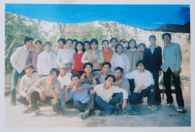 Họp Lớp 9B Nguyễn Trung Thiên khóa 1996-2000 (Họp lớp năm 2003)