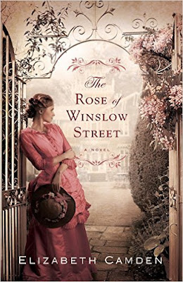 Book Review. The Rose of Winslow Street, by Elizabeth Camden