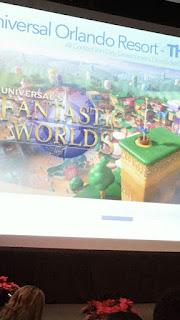 Universal's Fantastic Worlds Leaked concept art