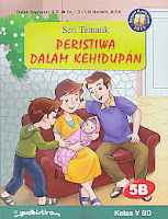 AJIBAYUSTORE  Judul Buku : Seri Tematik – Peristiwa Dalam Kehidupan 5B   Kelas V SD
