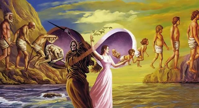 Vedalarda Denildiği Gibi Ruh Göçü : Reenkarnasyon Tanımı YOK !!! Çok Büyük Bir Yalan Söyleniyor Sizlere !!!