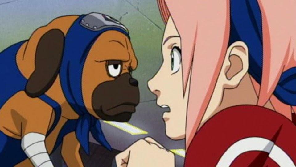 Pakun y Sakura