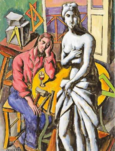 Αναδιαμορφώνεται το ωράριο λειτουργίας της έκθεσης ζωγραφικής του Παύλου Σάμιου στη Δημοτική Πινακοθήκη Λαμίας