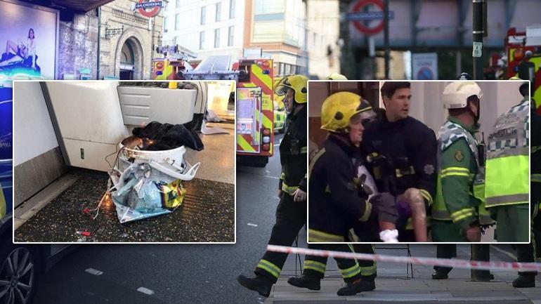 Έκρηξη στο μετρό του ΛονδίνουΠολλοί τραυματίες