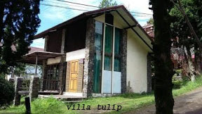 Villa 1 kamar di lembang bandung