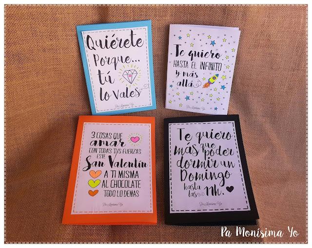tarjetas san valentin freebie @pamonisimayo